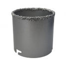Боркорона с посипка от волфрам-карбид KEIL 33х66/60мм, захват шлици, за керамика, фаянс, теракот и порцелан - small
