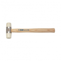 Чук пластмасов UNIOR ф27мм, с дървена дръжка