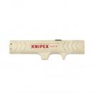 Инструмент за почистване на кабели KNIPEX 4.5-10мм, кръгли кабели (тип UTP и STP) - small