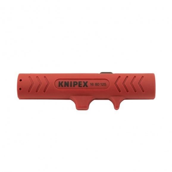 Инструмент за почистване на кабели KNIPEX 8.0-13мм, кръгли кабели