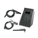 Кабели за заваръчен апарат DECA DS10 160А, 10мм2, кабел заваръчен 3.0м/заземяващ 2.0м - small