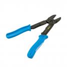 Клещи за кабелни обувки UNIOR 1.5-6.0мм2, за изолирани и не изолирани обувки, еднокомпонентни дръжки - small, 109594