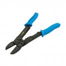 Клещи за кабелни обувки UNIOR 1.5-6.0мм2, за изолирани и не изолирани обувки, еднокомпонентни дръжки - small, 109595