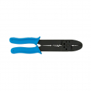 Клещи за кабелни обувки UNIOR 1.5-6.0мм2, за изолирани и не изолирани обувки, еднокомпонентни дръжки - small, 109598