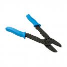 Клещи за кабелни обувки UNIOR 1.5-6.0мм2, за изолирани и не изолирани обувки, еднокомпонентни дръжки - small, 109600