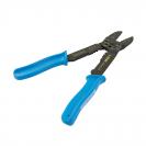 Клещи за кабелни обувки UNIOR 1.5-6.0мм2, за изолирани и не изолирани обувки, еднокомпонентни дръжки - small, 109601