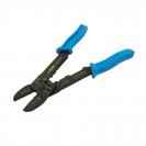 Клещи за кабелни обувки UNIOR 1.5-6.0мм2, за изолирани и не изолирани обувки, еднокомпонентни дръжки - small, 109602