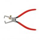 Клещи за заголване на кабели KNIPEX 0.5-10кв.мм/160мм, регулиращ винт, CS, еднокомпонентна дръжка - small