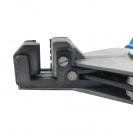 Клещи за заголване на кабели UNIOR 0.5-2.0кв.мм/180мм, автоматични, CS, двукомпонентна дръжка - small, 103991