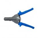 Клещи за заголване на кабели UNIOR 0.5-2.0кв.мм/180мм, автоматични, CS, двукомпонентна дръжка - small, 103993