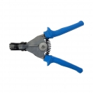 Клещи за заголване на кабели UNIOR 0.5-2.0кв.мм/180мм, автоматични, CS, двукомпонентна дръжка - small