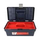 Куфар за инструменти TAYG 12, с една тава, полипропилен, син - small, 136909