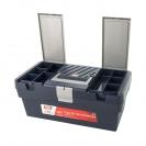 Куфар за инструменти TAYG 12, с една тава, полипропилен, син - small, 136911