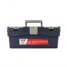 Куфар за инструменти TAYG 12, с една тава, полипропилен, син - small, 136913