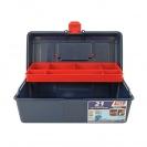 Куфар за инструменти TAYG 21, с една тава, полипропилен, син - small, 136920