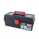 Куфар за инструменти TAYG 21, с една тава, полипропилен, син - small, 136921