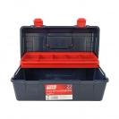 Куфар за инструменти TAYG 22, с една тава, полипропилен, син - small, 136917