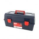 Куфар за инструменти TAYG 22, с една тава, полипропилен, син - small, 136918