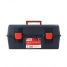 Куфар за инструменти TAYG 22, с една тава, полипропилен, син - small, 136919