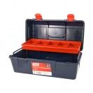 Куфар за инструменти TAYG 22, с една тава, полипропилен, син - small