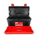 Куфар за инструменти TAYG 34-1B, с една тава, полипропилен, черен - small, 123731