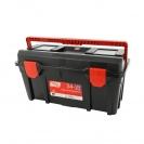 Куфар за инструменти TAYG 34-1B, с една тава, полипропилен, черен - small, 123732