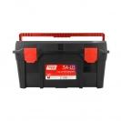 Куфар за инструменти TAYG 34-1B, с една тава, полипропилен, черен - small, 123733