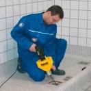 Машина за почистване на тръби и канали REMS MINI COBRA - small, 105090