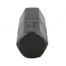 Накрайник шестограм за ударна отвертка UNIOR 8.0x30мм, C8, CS - small, 42280