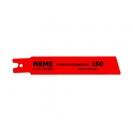 Нож за ел.ножовка REMS 1.8-2.5х150/130мм, универсален, HSS-Bi, захват REMS - small