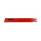 Нож за ел.ножовка REMS 1.8-2.5х200/180мм, универсален, HSS-Bi, захват REMS - small, 92339
