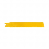 Нож за ел.ножовка REMS 3.2х200/180мм, стоманени тръби, HSS-Bi, захват REMS