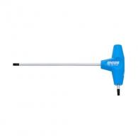 Отвертка торкс Т-образна UNIOR TX 9 155мм, двустранна, закалена, CrV, еднокомпонентна дръжка