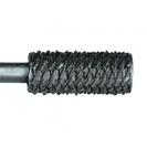 Шлайфгрифер цилиндричен AJAX 11.5x60/30мм, форма A, за метал, 100Cr6, усилен, цилиндрична опашка - small, 88057