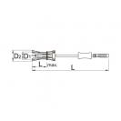 Универсална скоба с избивач UNIOR 30-180мм, инструментална стомана - small, 16128