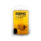 Тръборез REMS RAS Cu-INOX MINI 3-28мм, за тръби от неръждаема стомана s<4мм - small, 24438