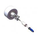 Универсална скоба с избивач UNIOR 30-180мм, инструментална стомана - small, 100503