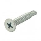 Винт за метал DIN7504P 3.9x13мм, конусна глава, самопробивен, 1000бр. в кутия - small, 117517