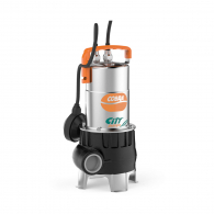 Помпа потопяема CITY PUMPS COBRA 90M, 600W, Q=25-300 l/min, H=9.8-1.5 m, 1 1/2