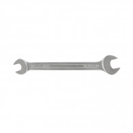 Ключ гаечен MOB&IUS 16-17мм, DIN 3110, CrV, закален, хромиран