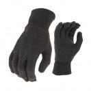 Ръкавици ABADE FINCH, от памучно ватирано трико с ластичен маншет - small