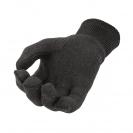 Ръкавици ABADE FINCH, от памучно ватирано трико с ластичен маншет - small, 126570