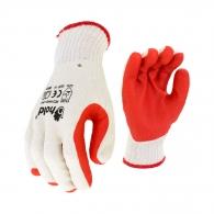Ръкавици REDWING, противосрезни от плетено безшевно трико, двойно топени в латекс