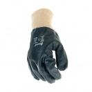 Ръкавици SAFETECH ROLLER, от безшевно трико топени в нитрил ,маслоустойчиви,ластичен маншет - small, 126419