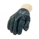 Ръкавици SAFETECH ROLLER, от безшевно трико топени в нитрил ,маслоустойчиви,ластичен маншет - small, 126420