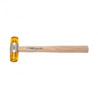 Чук пластмасов UNIOR ф32мм, с дървена дръжка