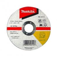Диск карбофлексов MAKITA 115x1.2x22.23мм, за рязане на неръждаема стомана