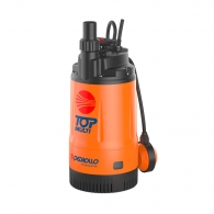 Помпа потопяема PEDROLLO TOP MULTI 2, 550W, Q=10-80l/min, H=40-5m, 1 1/4