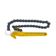 Ключ за маслен филтър FORCE 40-120мм, с верига, 150мм-дължина