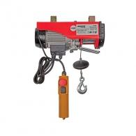 Лебедка електрическа RAIDER EH-02, 1020W, 250/500кг, 12м/4.2мм - въже